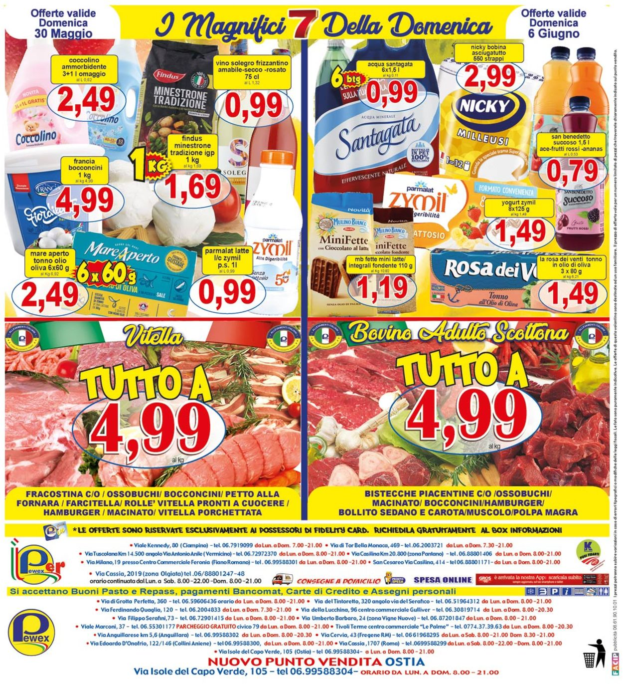 Volantino Pewex - Offerte 28/05-08/06/2021 (Pagina 32)