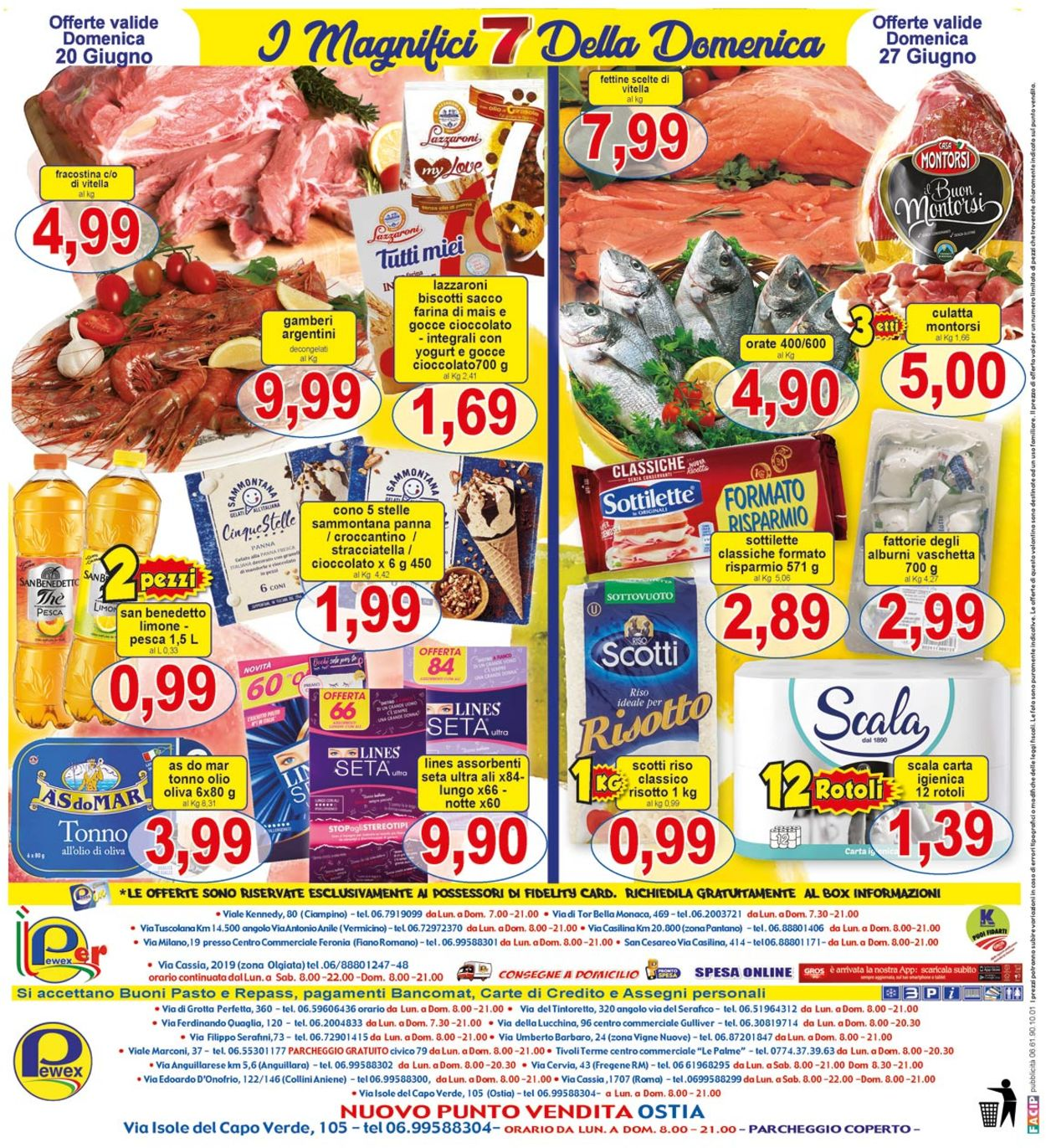 Volantino Pewex - Offerte 18/06-29/06/2021 (Pagina 24)