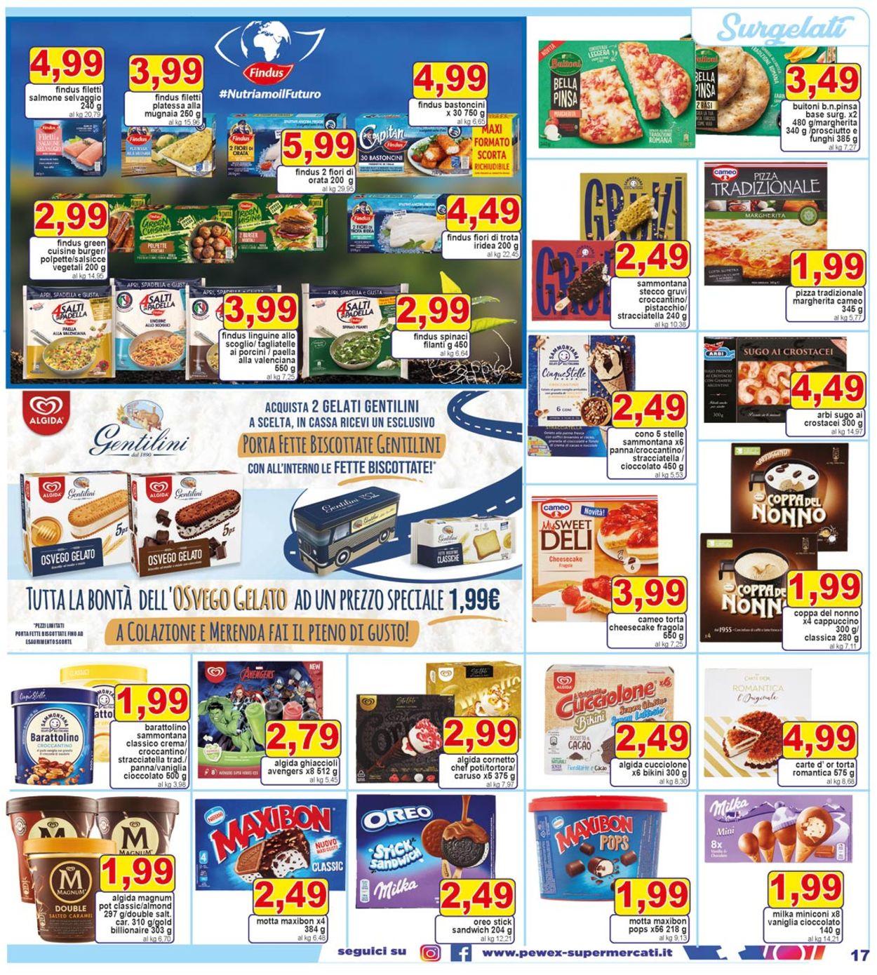 Volantino Pewex - Offerte 09/07-20/07/2021 (Pagina 17)