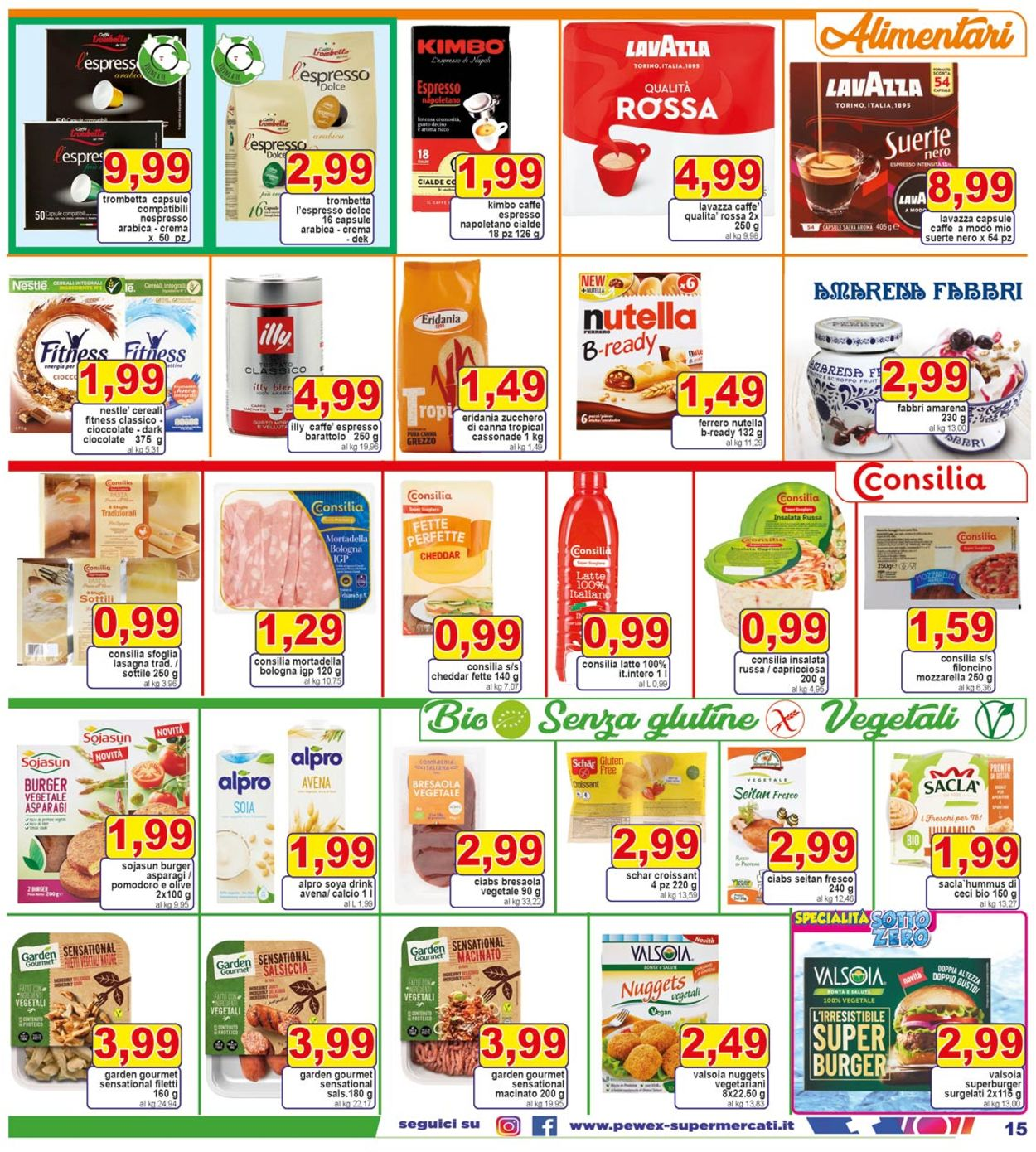 Volantino Pewex - Offerte 30/07-10/08/2021 (Pagina 15)