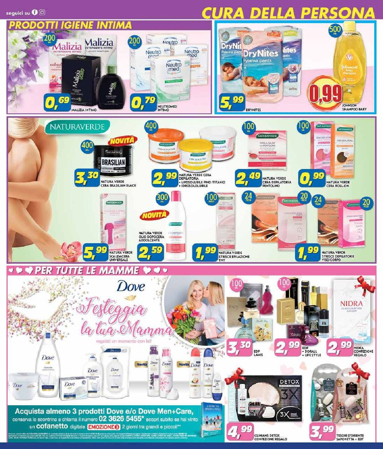 Volantino Risparmio Casa - Offerte 04/05-19/05/2019 (Pagina 3)