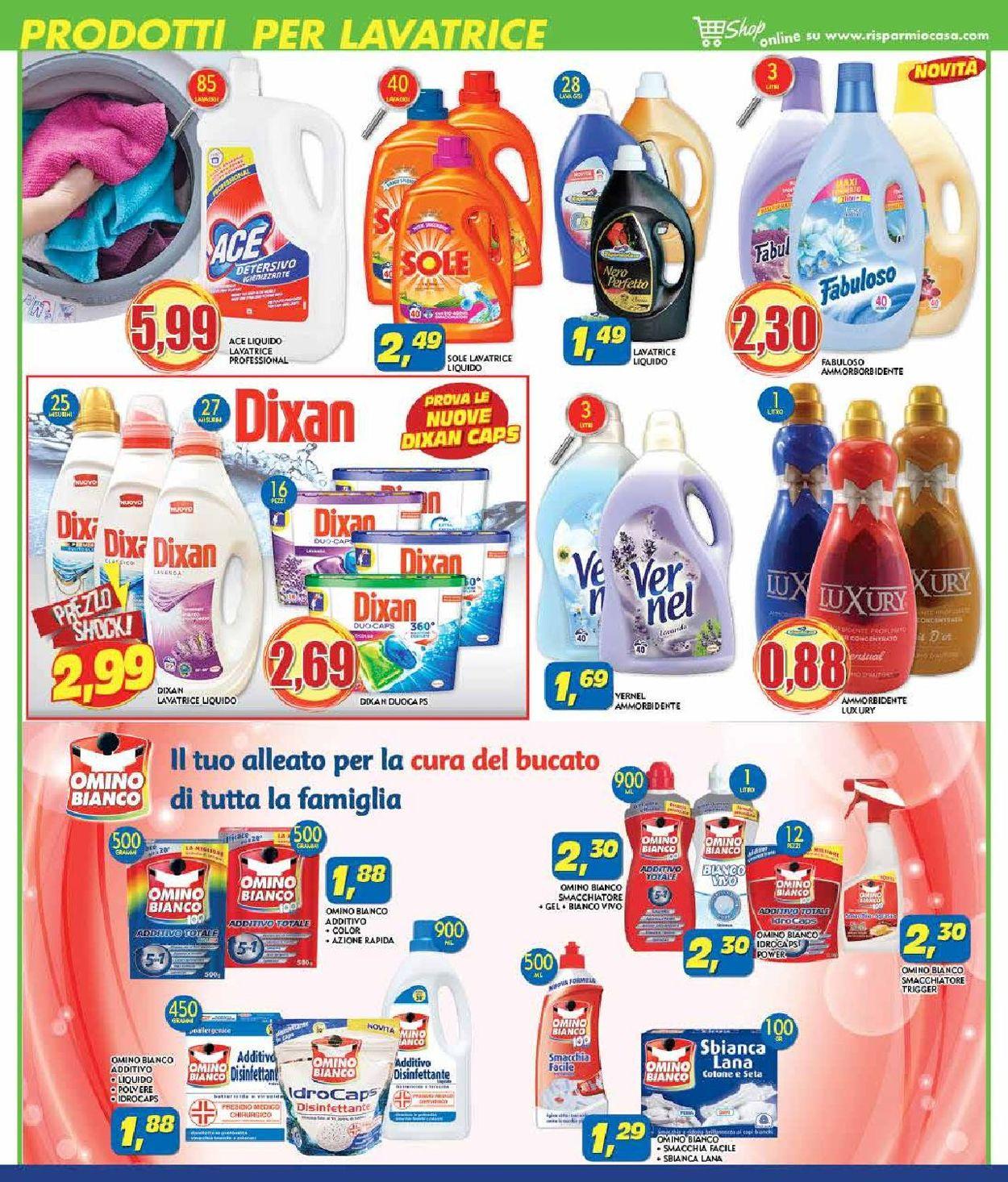 Volantino Risparmio Casa - Offerte 04/05-19/05/2019 (Pagina 4)