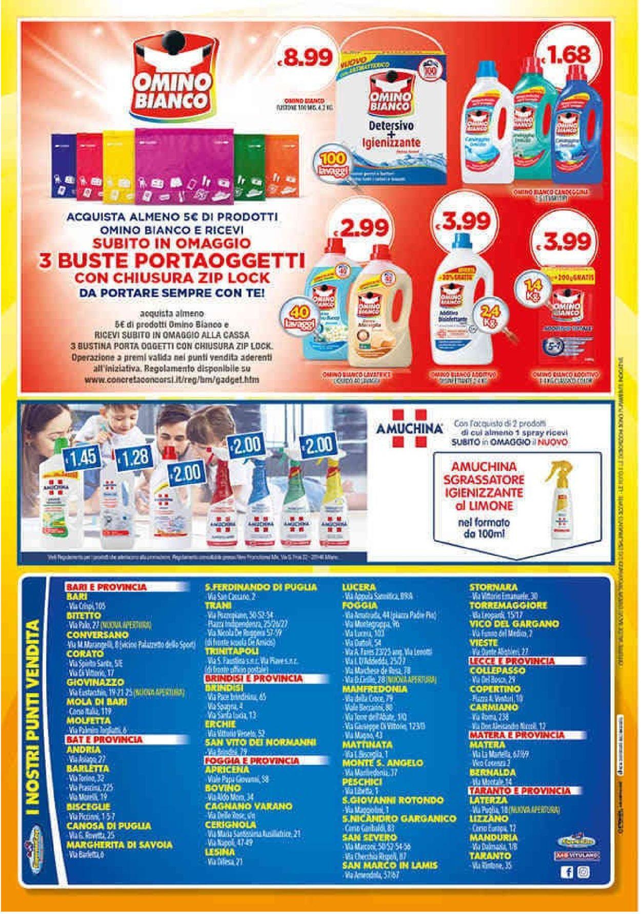 Volantino Risparmio Casa - Offerte 05/06-18/06/2019 (Pagina 10)