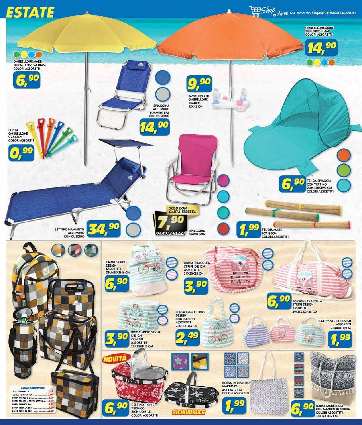 Volantino Risparmio Casa - Offerte 27/06-14/07/2019 (Pagina 10)