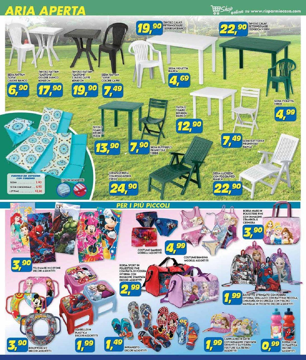 Volantino Risparmio Casa - Offerte 27/06-14/07/2019 (Pagina 12)