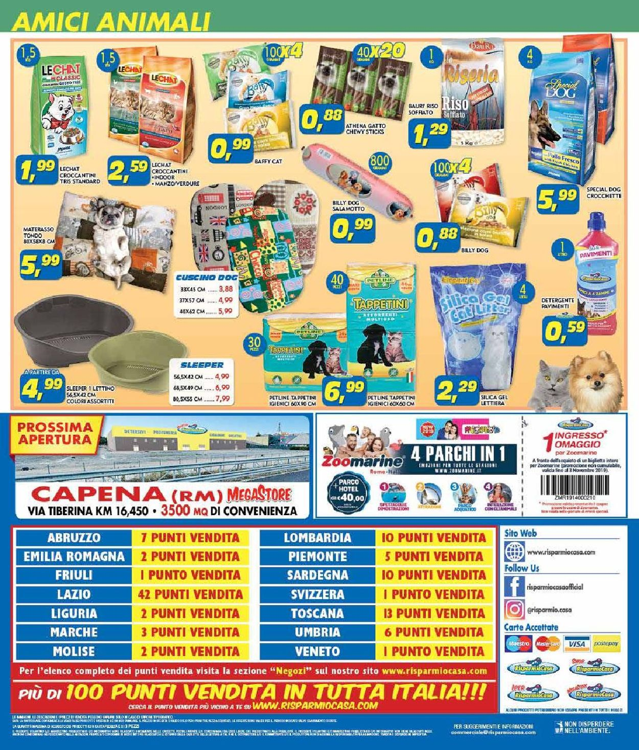 Volantino Risparmio Casa - Offerte 27/06-14/07/2019 (Pagina 24)