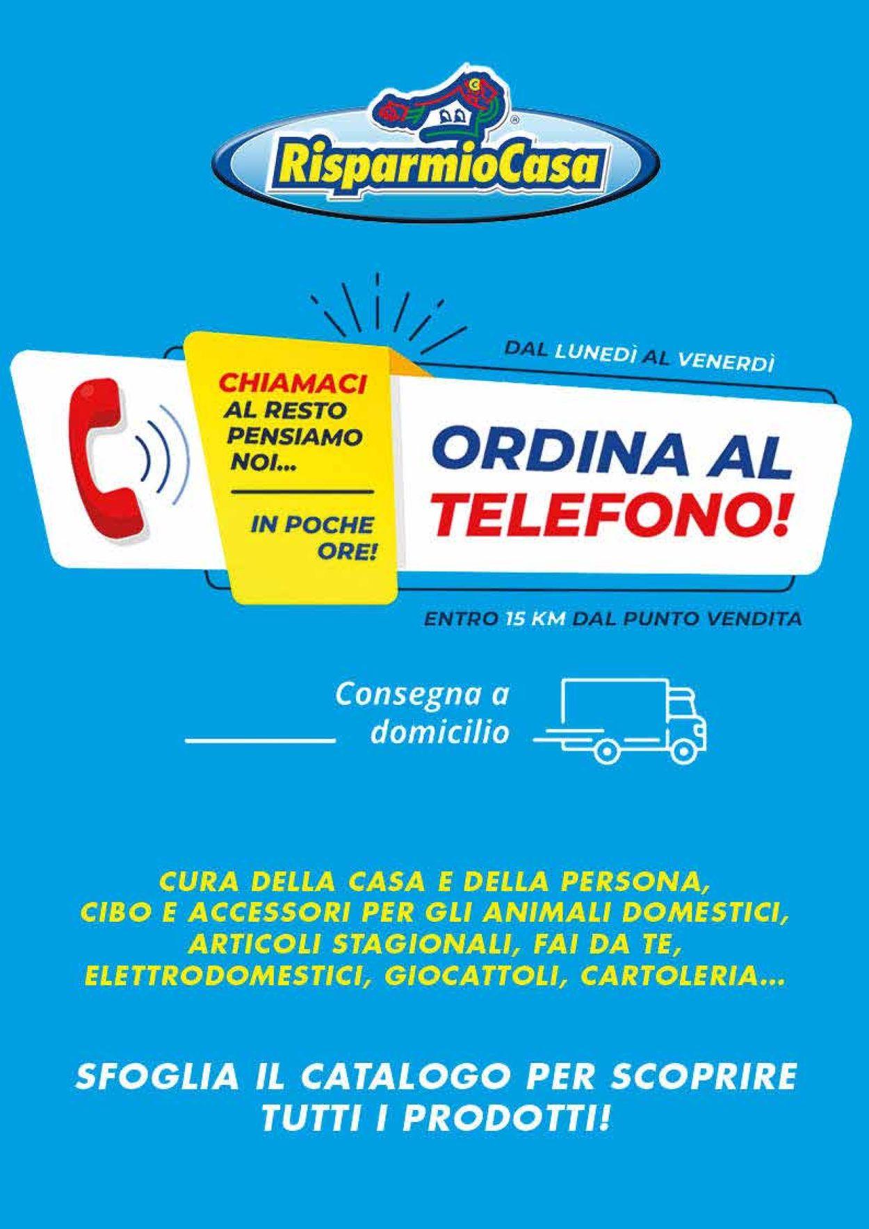 Volantino Risparmio Casa - Offerte 01/05-31/05/2020