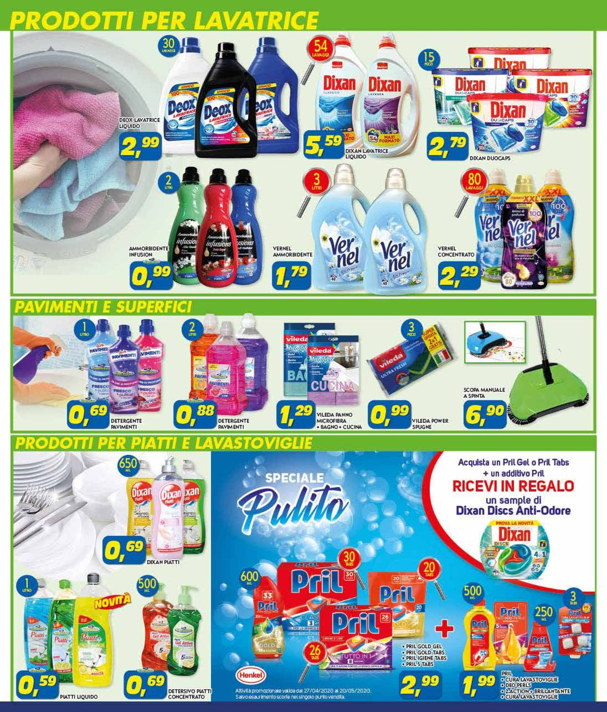 Volantino Risparmio Casa - Offerte 27/04-17/05/2020 (Pagina 4)