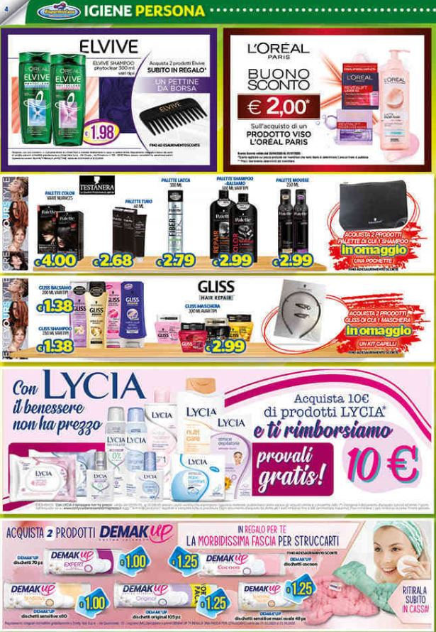 Volantino Risparmio Casa - Offerte 20/05-03/06/2020 (Pagina 4)
