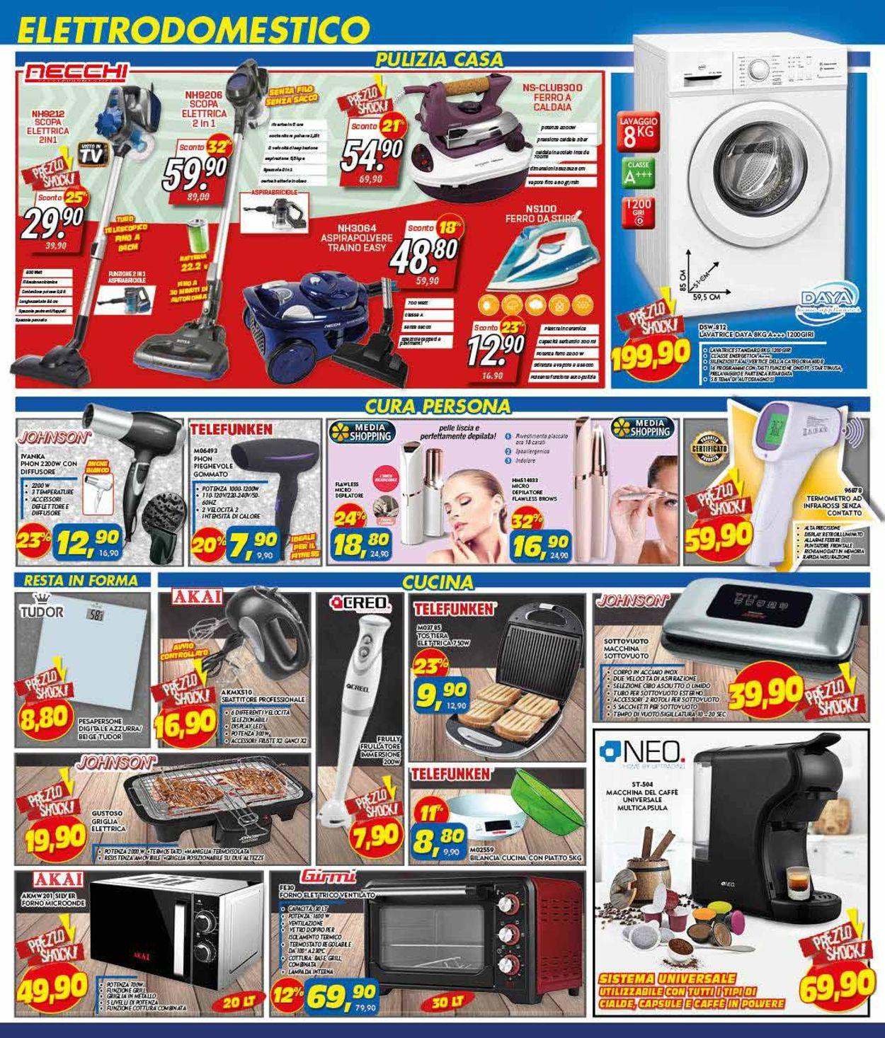 Volantino Risparmio Casa - Offerte 13/06-05/07/2020 (Pagina 14)