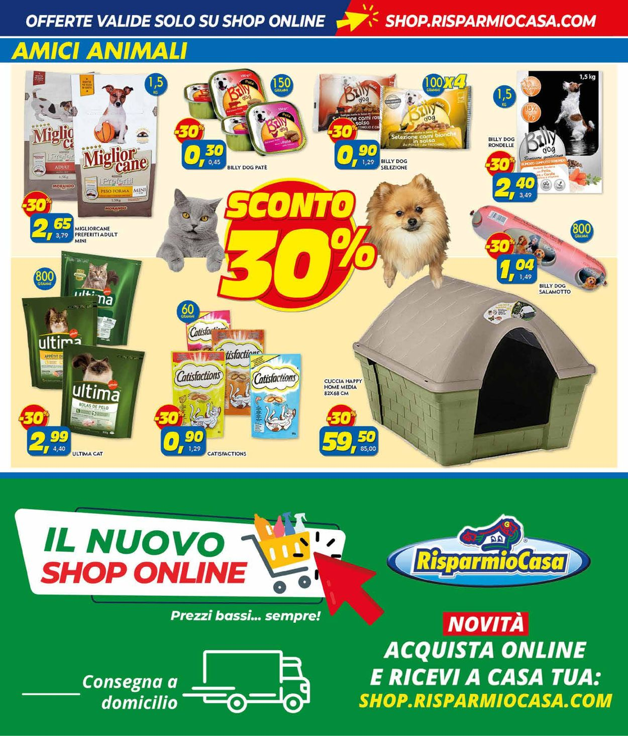Volantino Risparmio Casa - Offerte 12/10-22/10/2020 (Pagina 10)