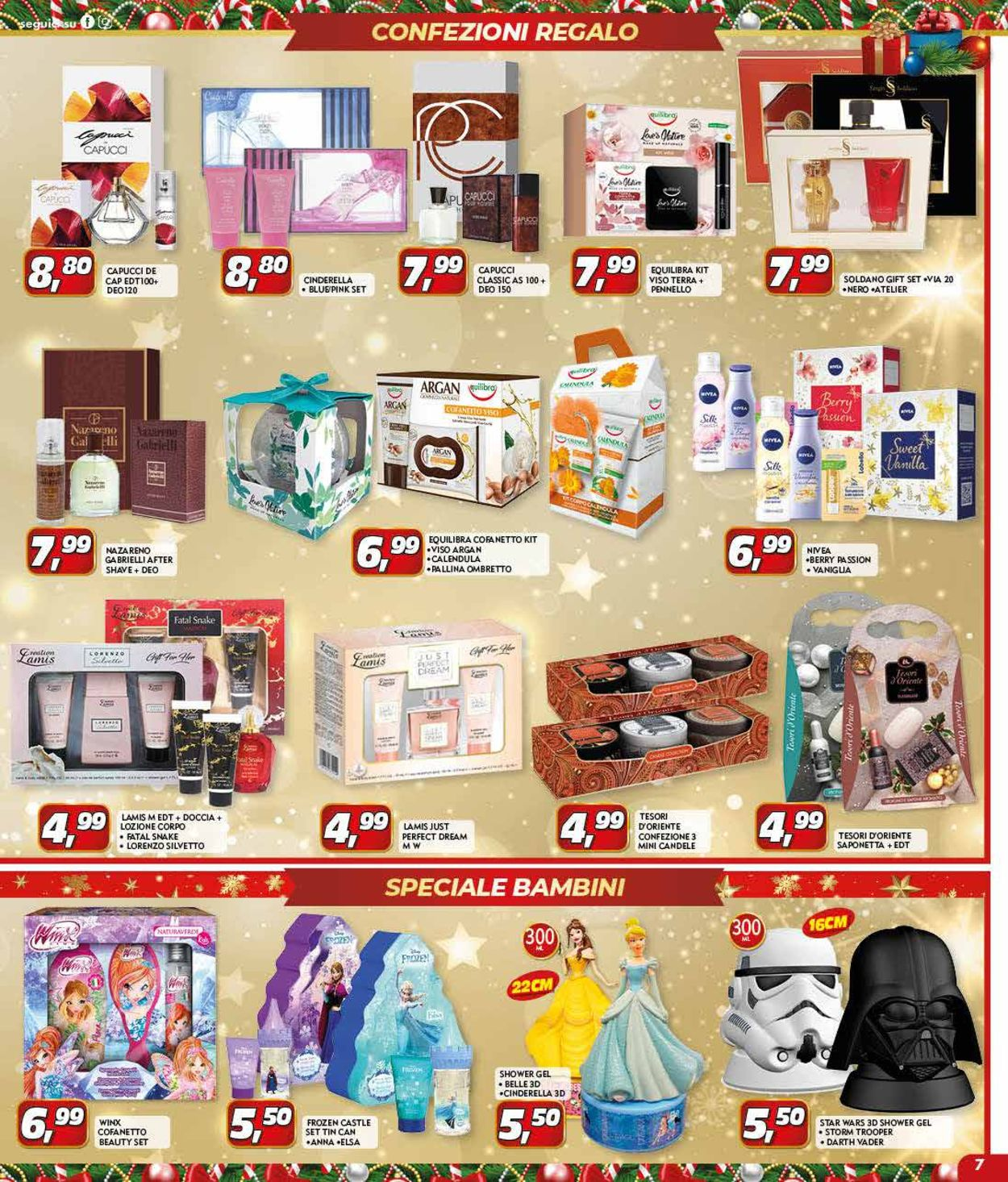Volantino Risparmio Casa Natale 2020 - Offerte 26/11-24/12/2020 (Pagina 7)