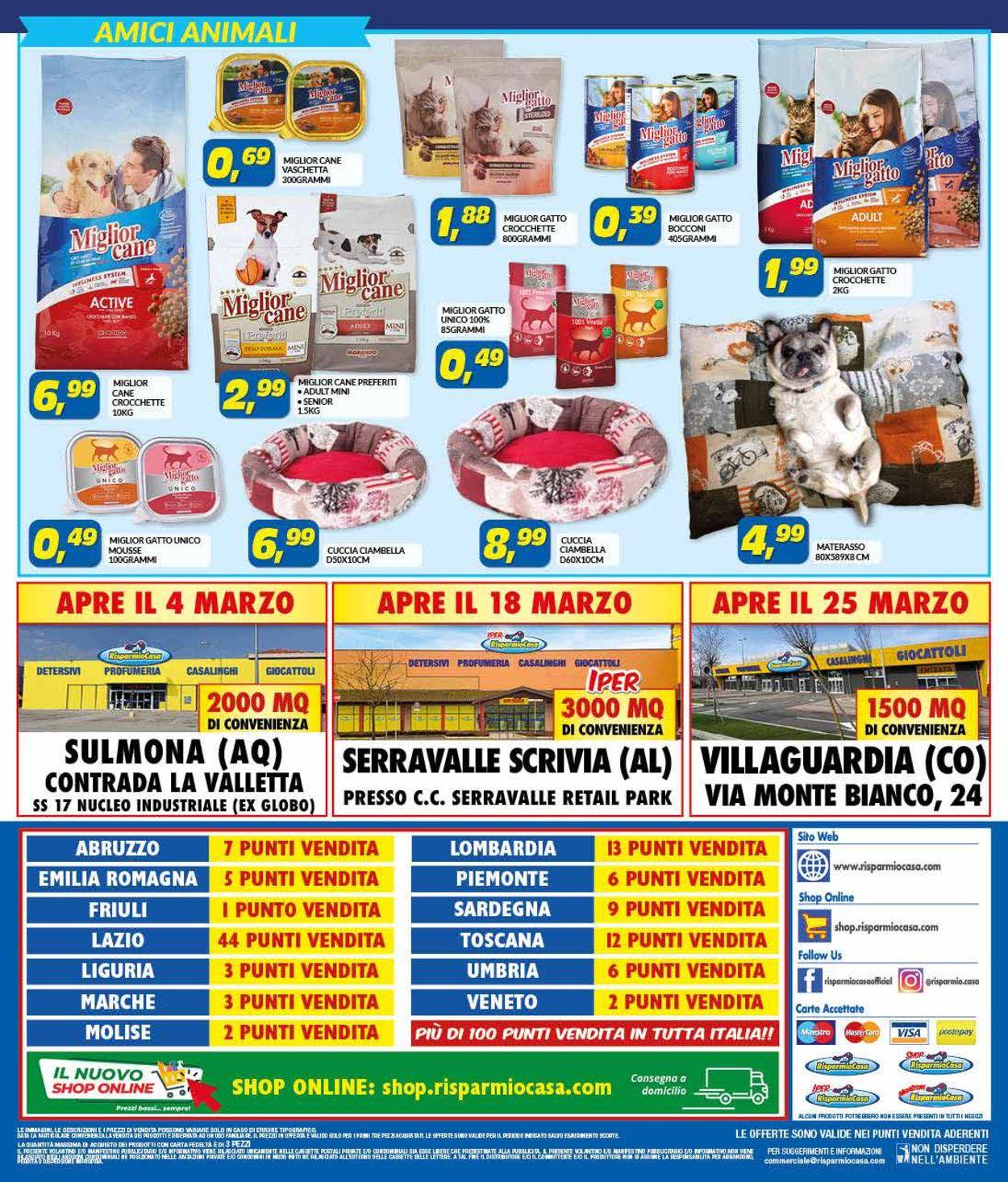 Volantino Risparmio Casa - Offerte 27/02-21/03/2021 (Pagina 16)
