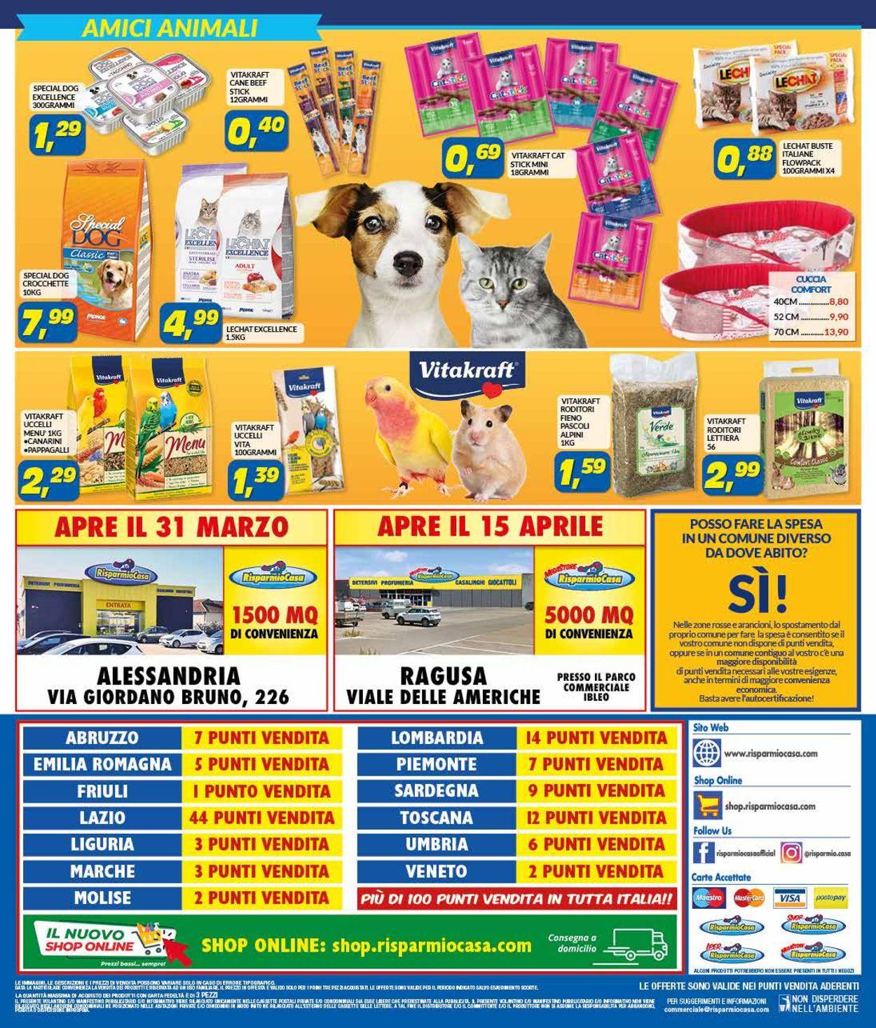 Volantino Risparmio Casa - Pasqua 2021! - Offerte 27/03-18/04/2021 (Pagina 17)