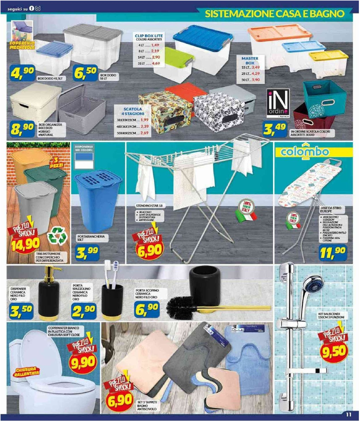 Volantino Risparmio Casa - Offerte 14/04-28/04/2021 (Pagina 11)