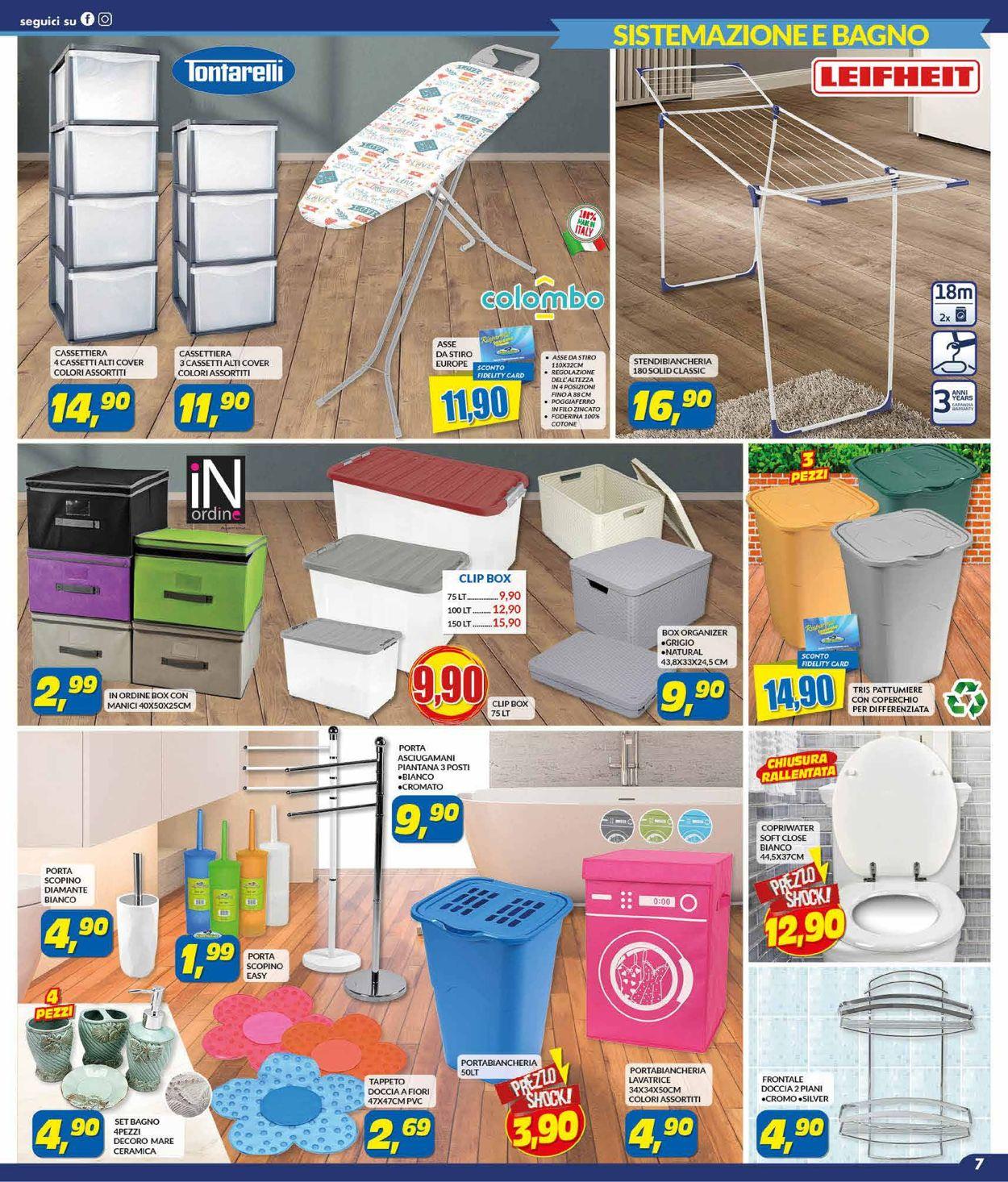 Volantino Risparmio Casa - Offerte 24/04-16/05/2021 (Pagina 7)