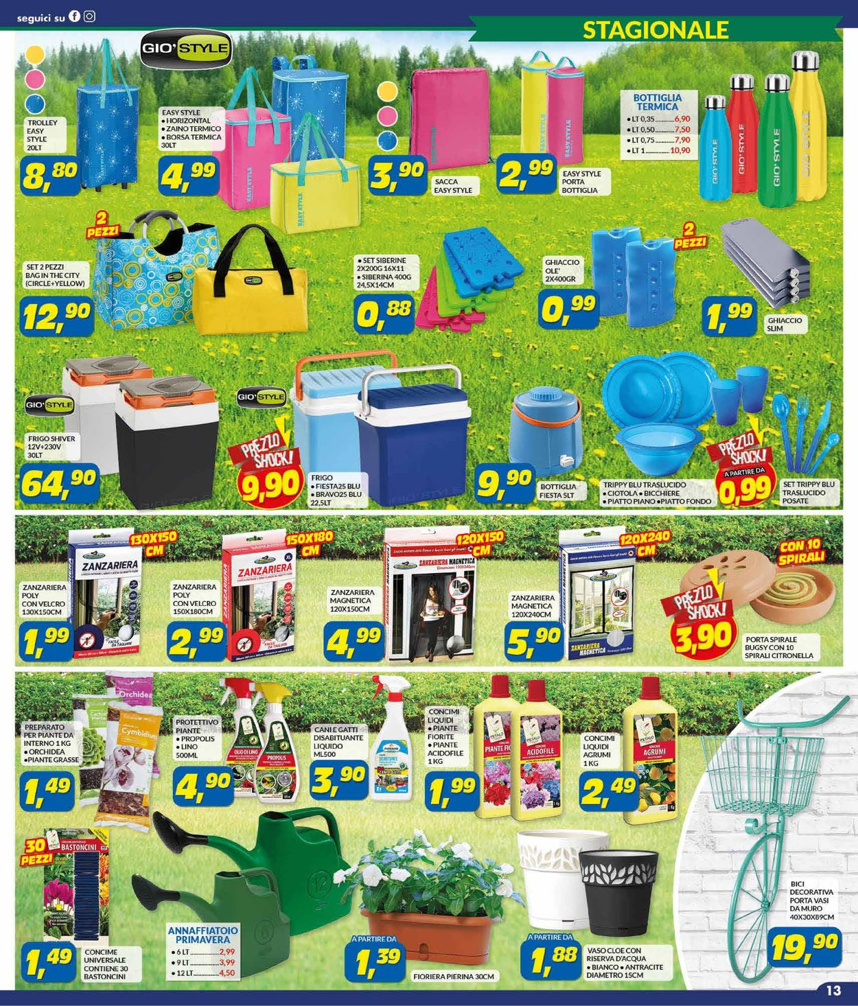 Volantino Risparmio Casa - Offerte 24/04-16/05/2021 (Pagina 13)