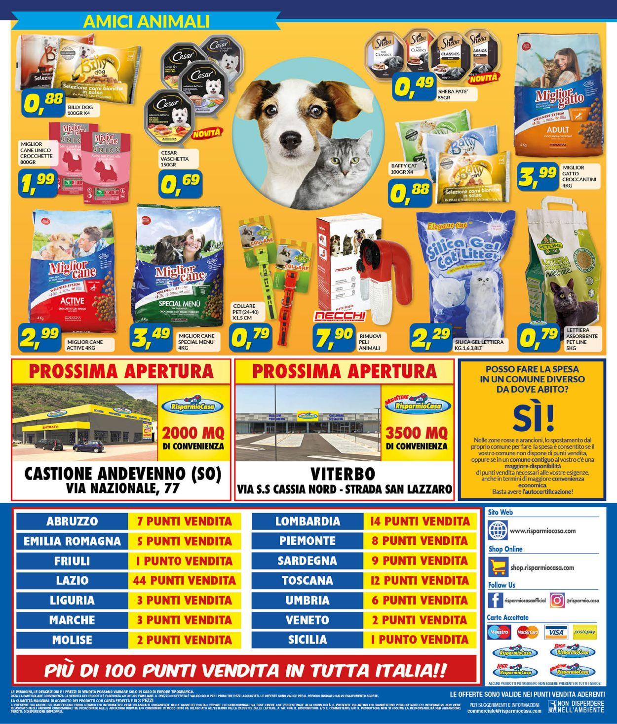Volantino Risparmio Casa - Offerte 24/04-16/05/2021 (Pagina 16)