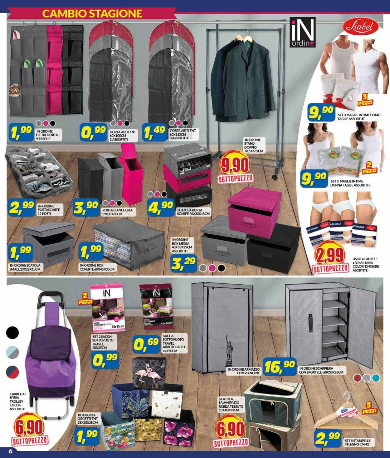 Volantino Risparmio Casa - Offerte 22/05-13/06/2021 (Pagina 6)