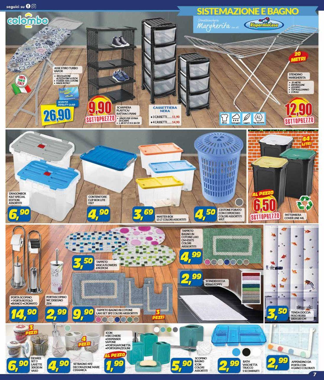 Volantino Risparmio Casa - Offerte 22/05-13/06/2021 (Pagina 7)