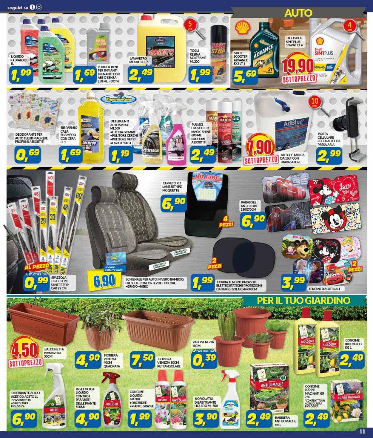 Volantino Risparmio Casa - Offerte 22/05-13/06/2021 (Pagina 11)