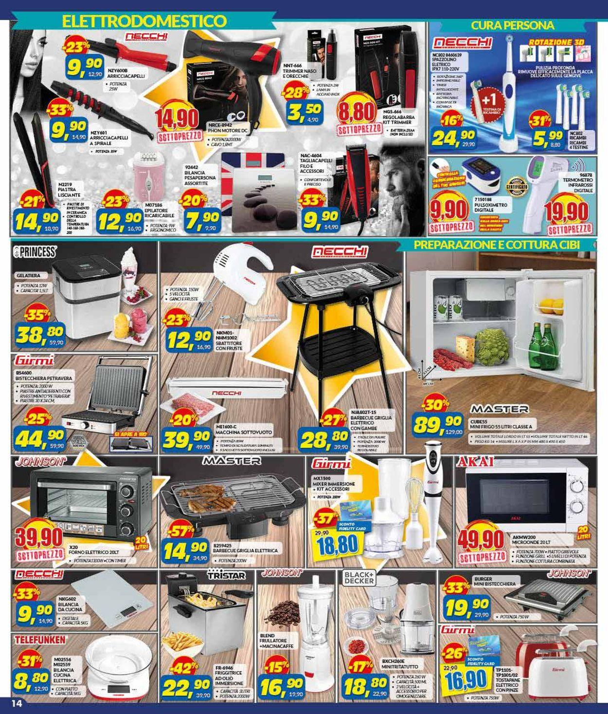 Volantino Risparmio Casa - Offerte 22/05-13/06/2021 (Pagina 14)