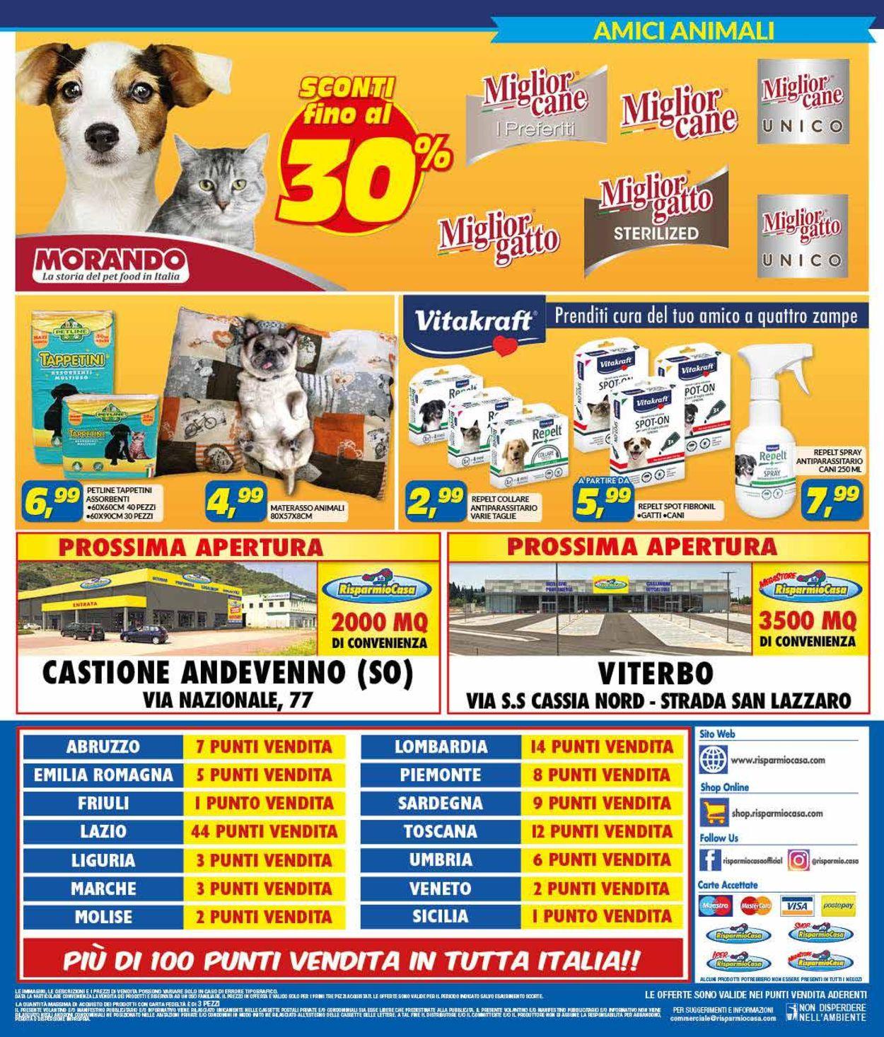 Volantino Risparmio Casa - Offerte 22/05-13/06/2021 (Pagina 16)