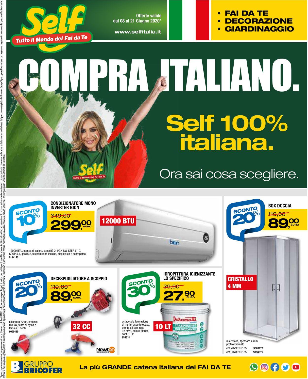 Volantino Self - Offerte 08/06-21/07/2020