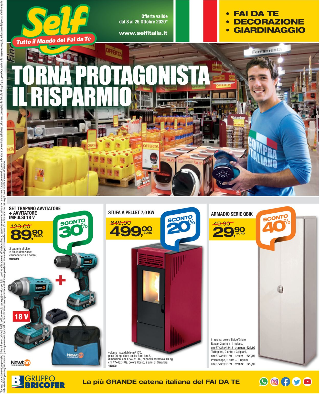 Volantino Self - Offerte 08/10-25/10/2020