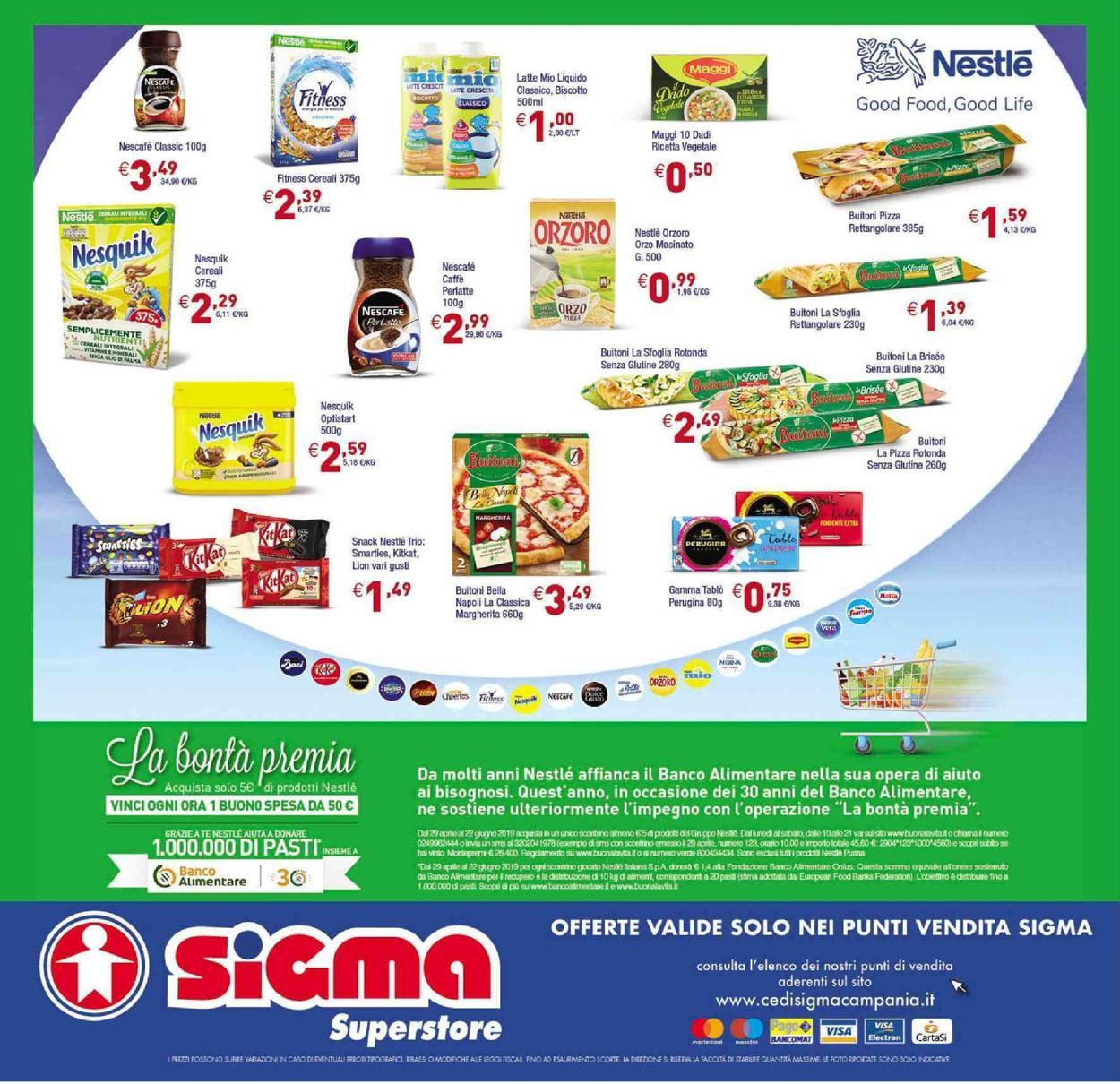 Volantino Sigma - Offerte 20/05-02/06/2019 (Pagina 20)