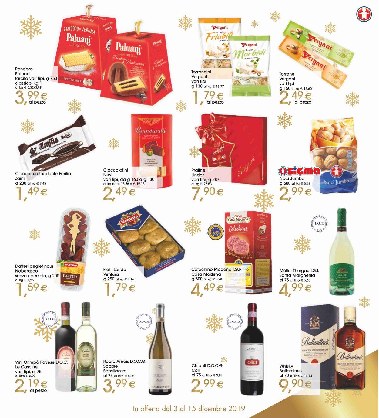 Volantino Il volantino natalizio di Sigma - Offerte 03/12-15/12/2019 (Pagina 7)