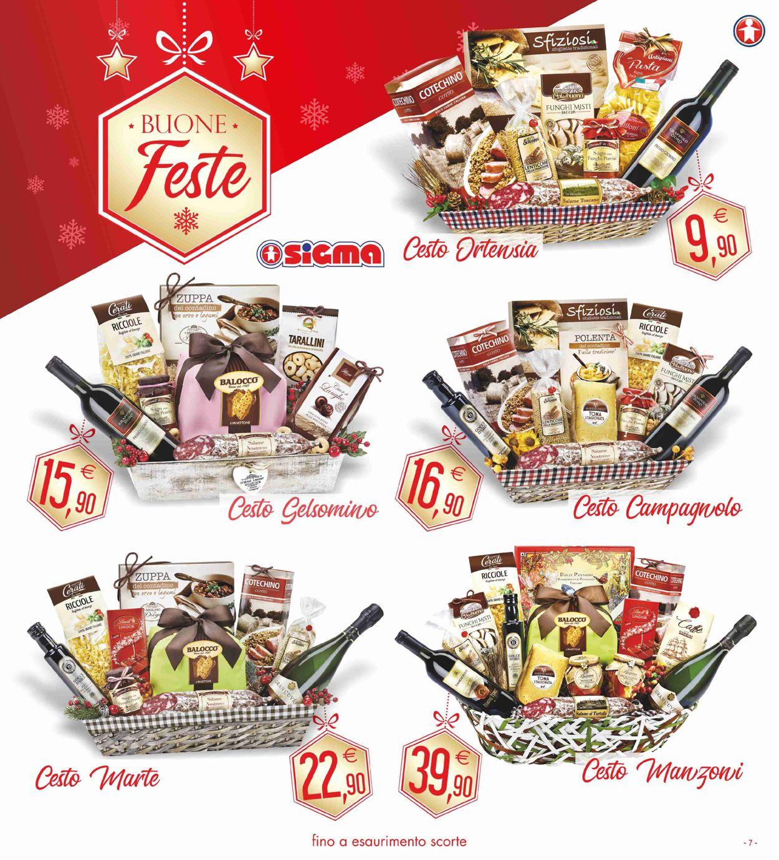 Volantino Il volantino natalizio di Sigma - Offerte 17/12-31/12/2019 (Pagina 7)