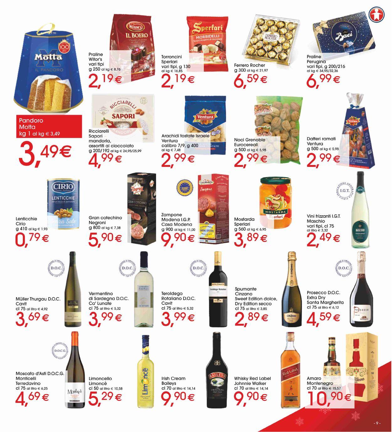 Volantino Il volantino natalizio di Sigma - Offerte 17/12-31/12/2019 (Pagina 9)