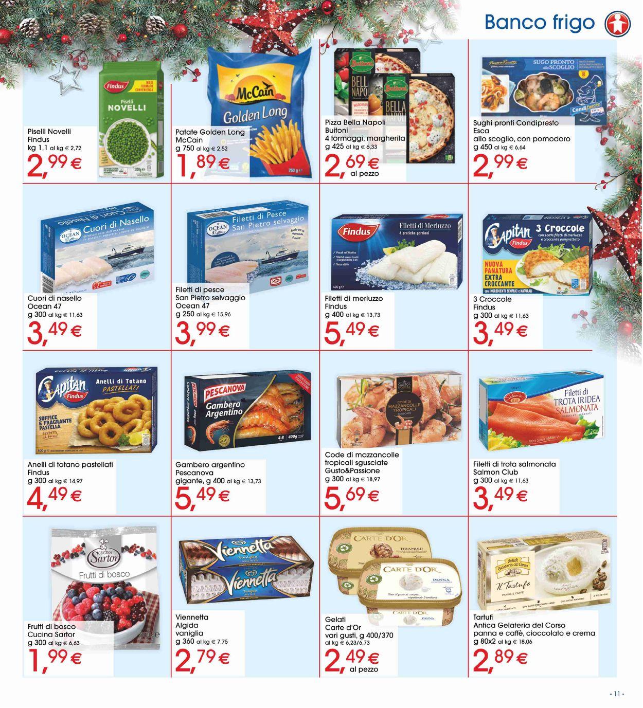 Volantino Il volantino natalizio di Sigma - Offerte 19/12-01/01/2020 (Pagina 11)