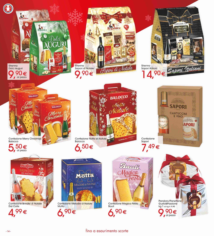 Volantino Il volantino natalizio di Sigma - Offerte 19/12-01/01/2020 (Pagina 14)