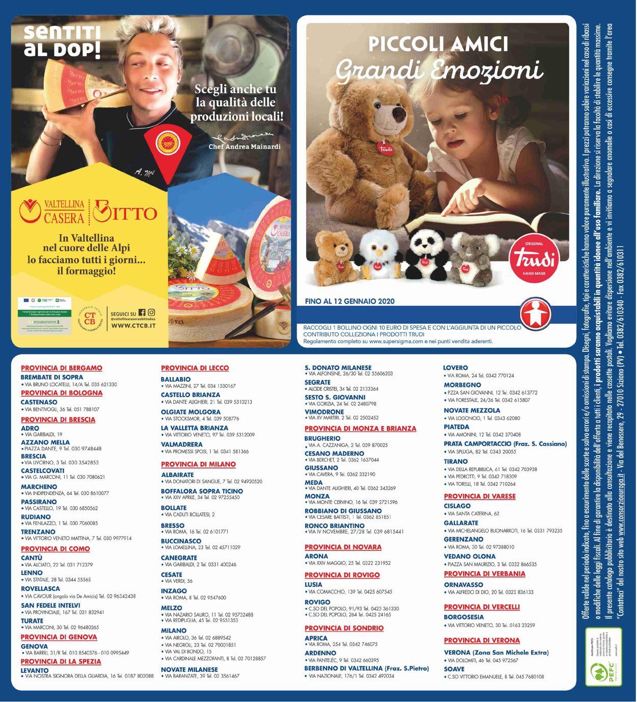 Volantino Sigma - Offerte 09/01-22/01/2020 (Pagina 16)
