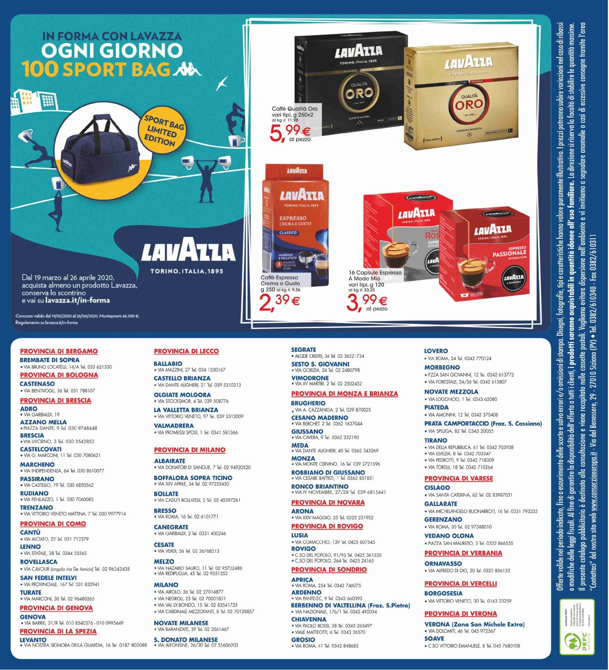 Volantino Sigma - Offerte 02/04-15/04/2020 (Pagina 20)