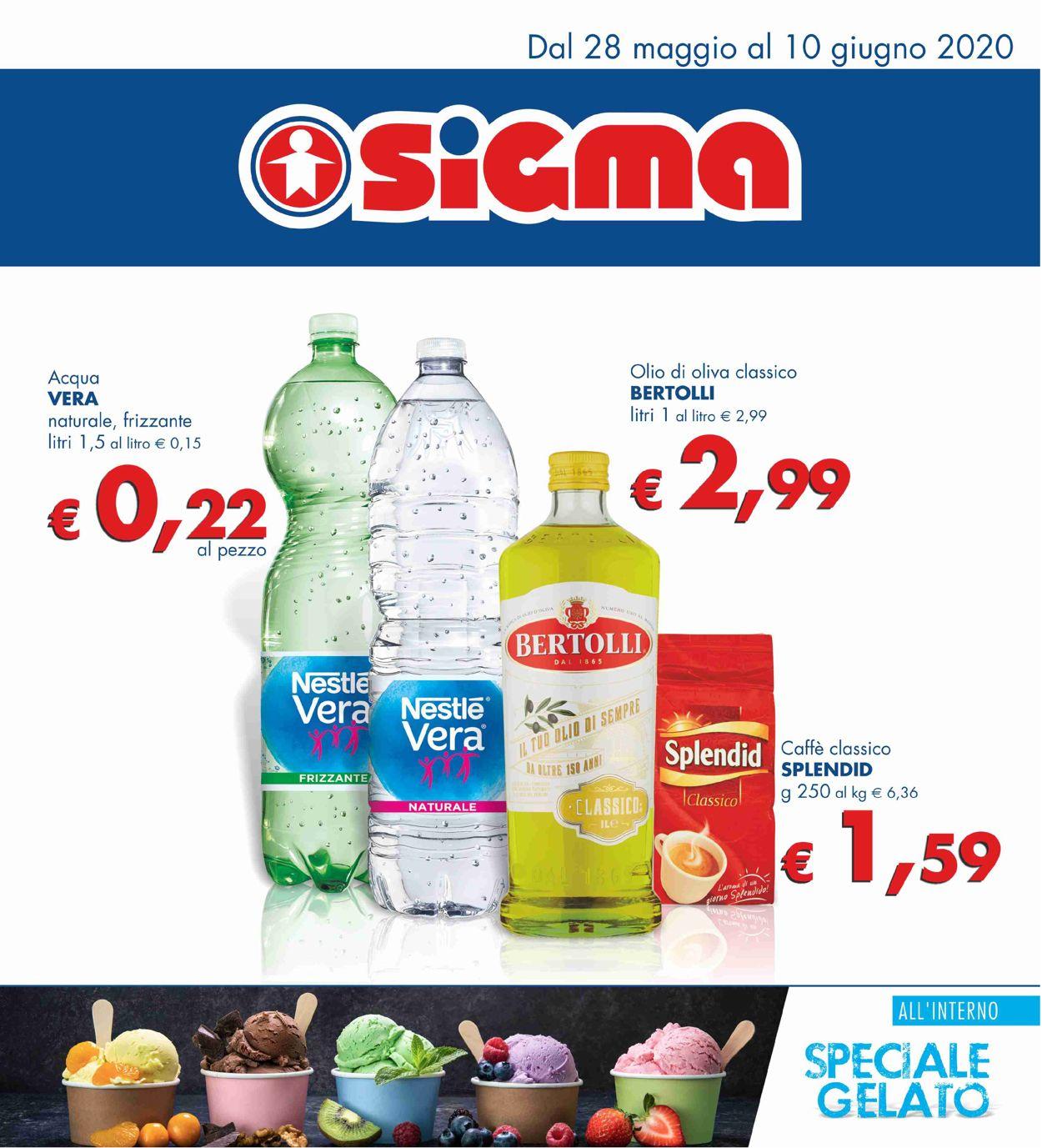 Volantino Sigma - Offerte 28/05-10/06/2020