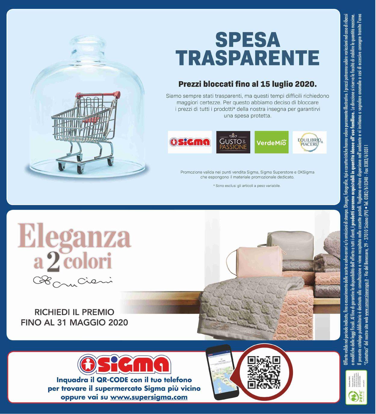 Volantino Sigma - Offerte 28/05-10/06/2020 (Pagina 16)