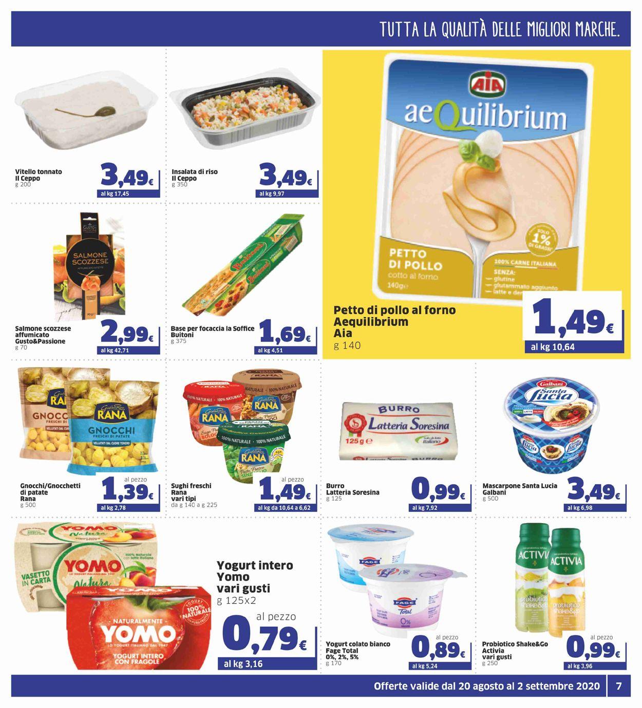 Volantino Sigma - Offerte 20/08-02/09/2020 (Pagina 7)