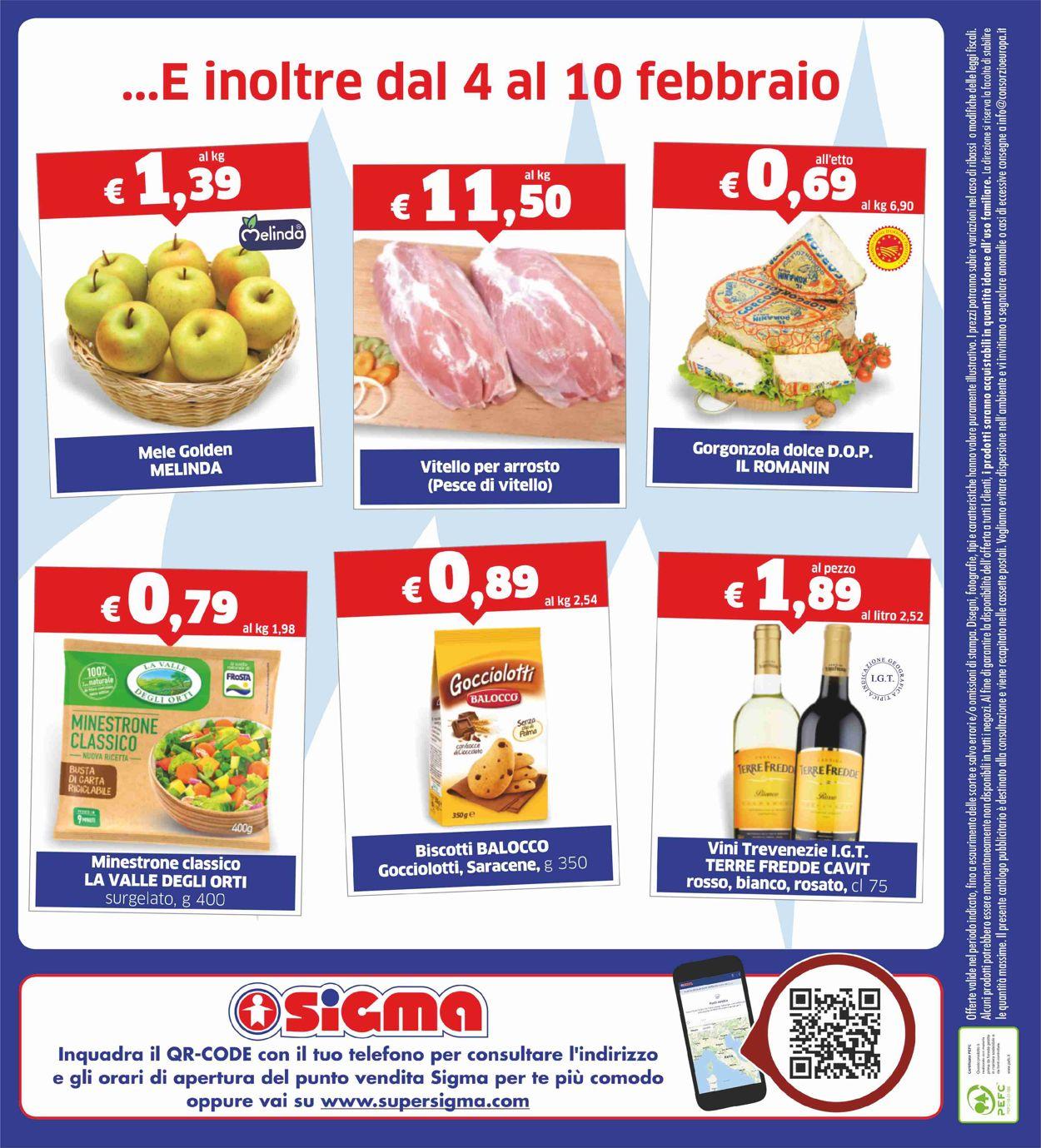 Volantino Sigma - Offerte 28/01-10/02/2021 (Pagina 16)