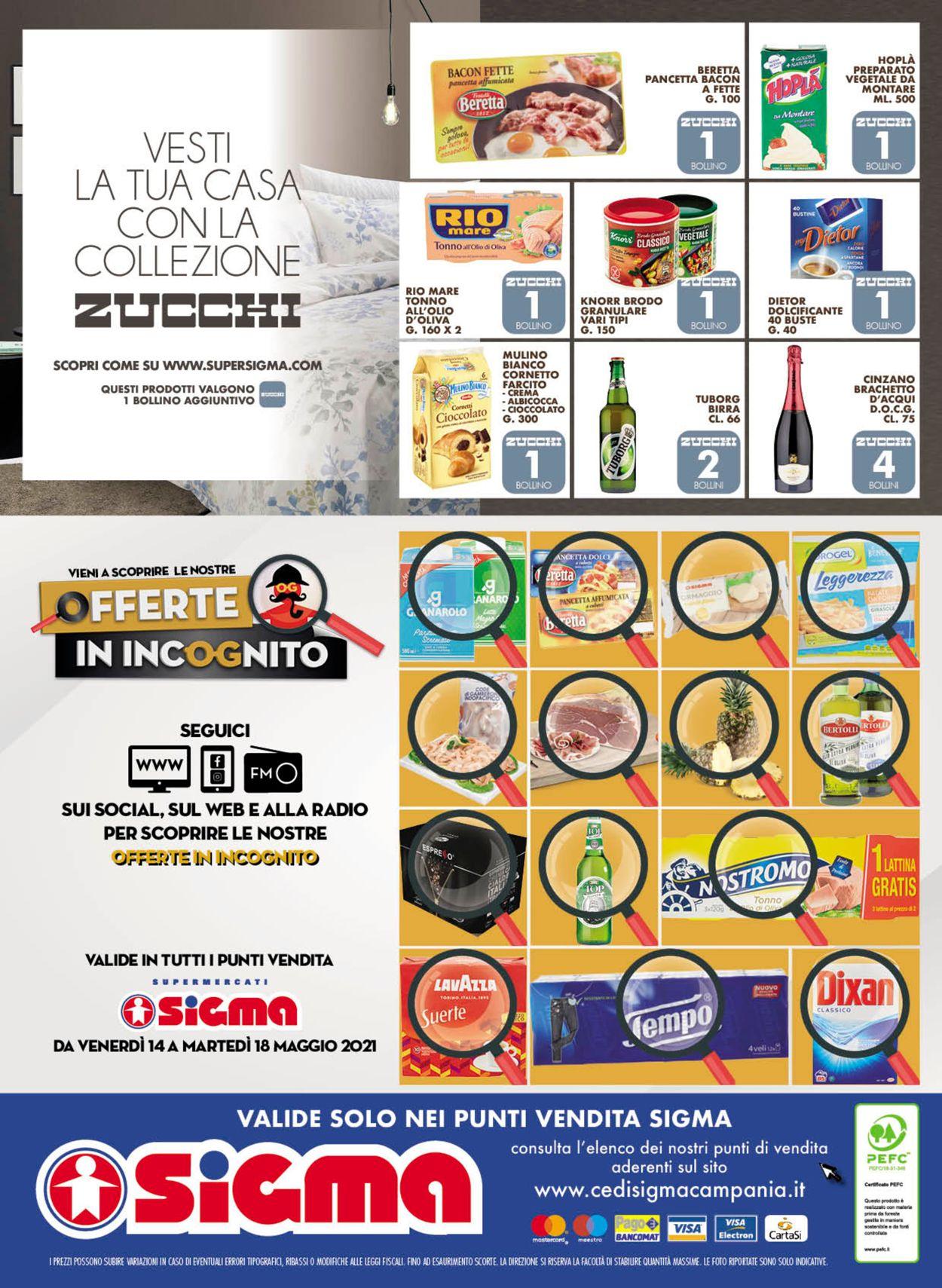 Volantino Sigma - Offerte 05/05-18/05/2021 (Pagina 24)
