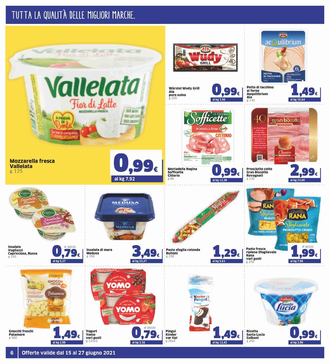 Volantino Sigma - Offerte 15/06-27/06/2021 (Pagina 6)