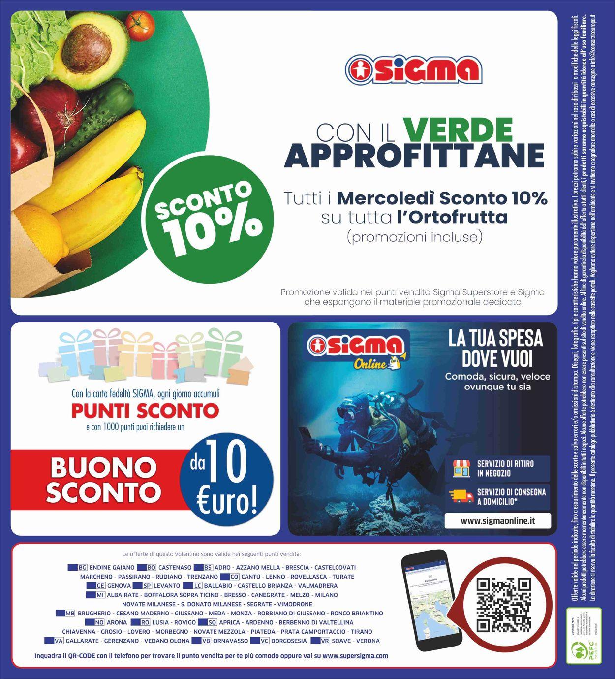 Volantino Sigma - Offerte 17/06-30/06/2021 (Pagina 16)
