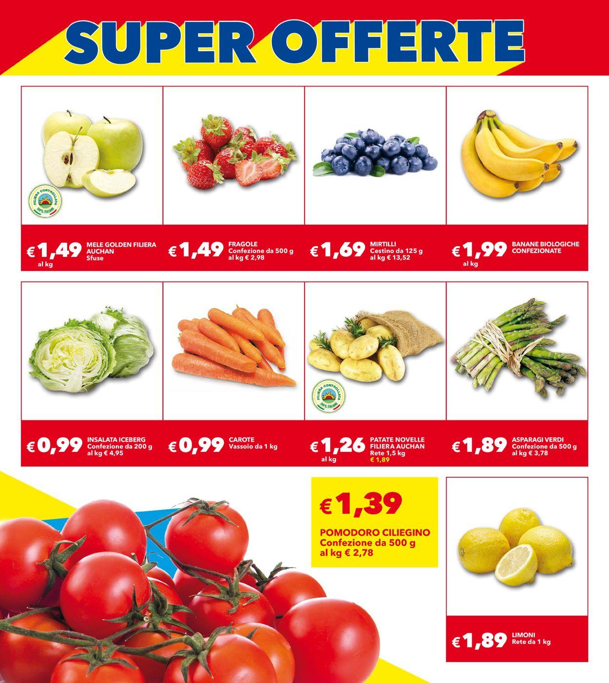 Volantino Simply Market - Offerte 07/05-20/05/2020 (Pagina 2)