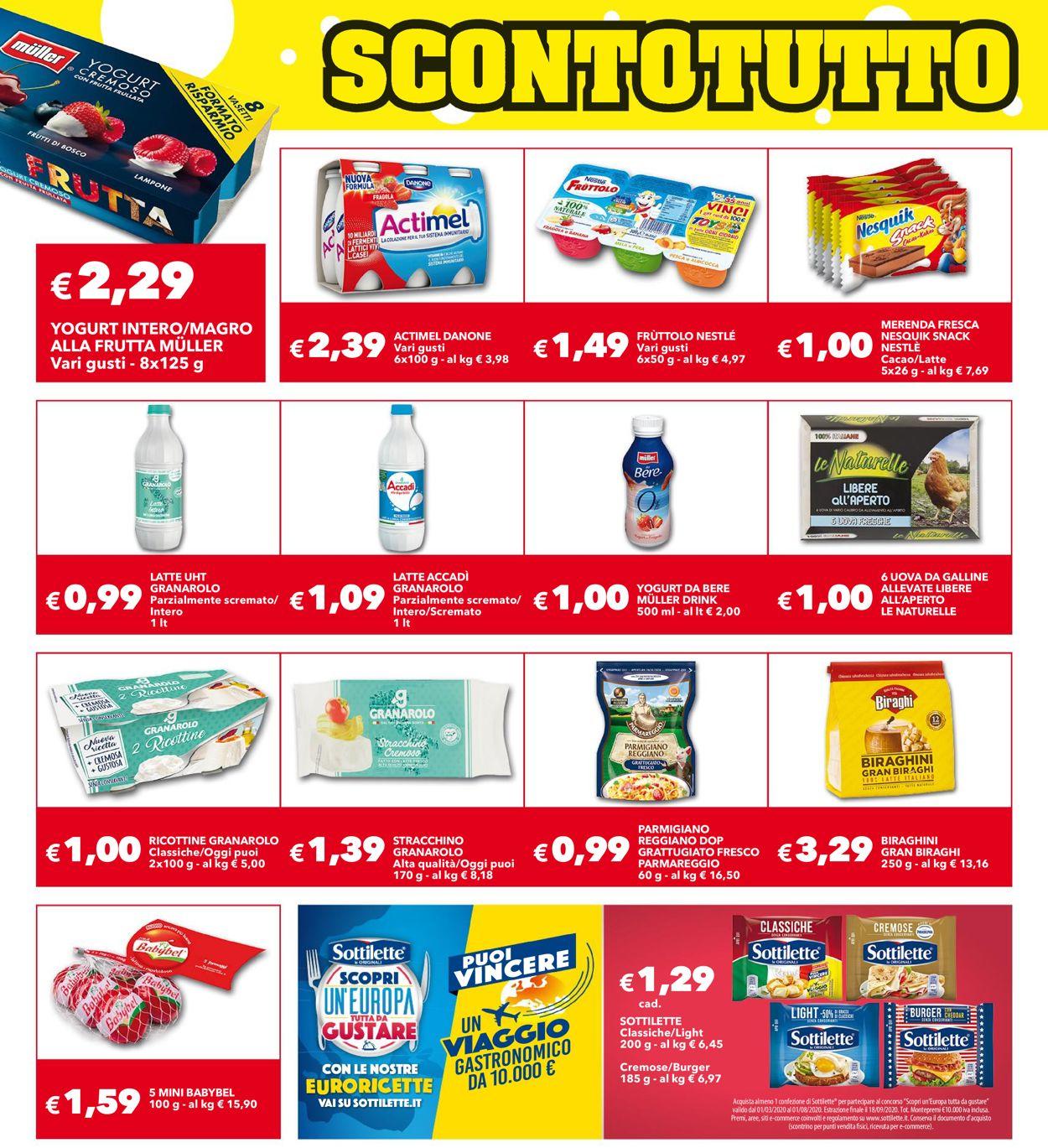 Volantino Simply Market - Offerte 16/07-29/07/2020 (Pagina 6)