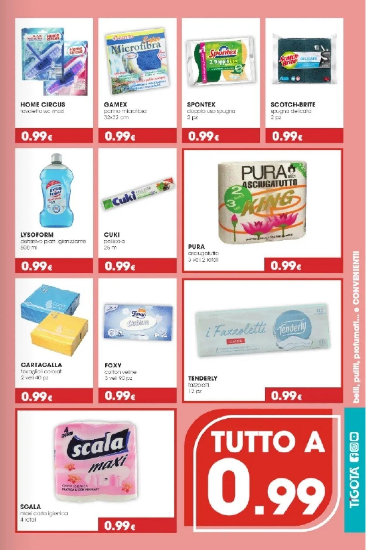 Volantino Tigotà - Offerte 01/02-28/02/2021 (Pagina 3)