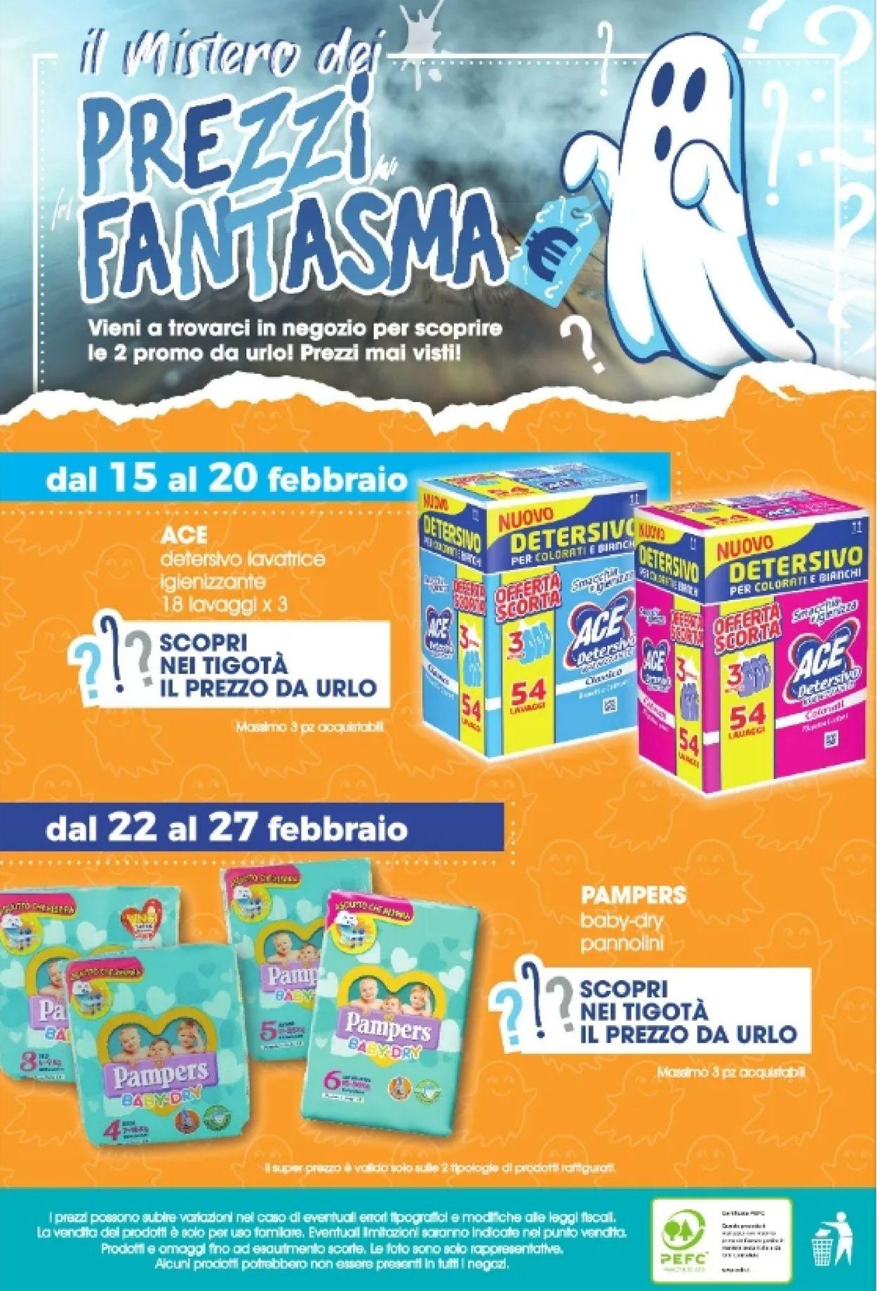 Volantino Tigotà - Offerte 01/02-28/02/2021 (Pagina 20)