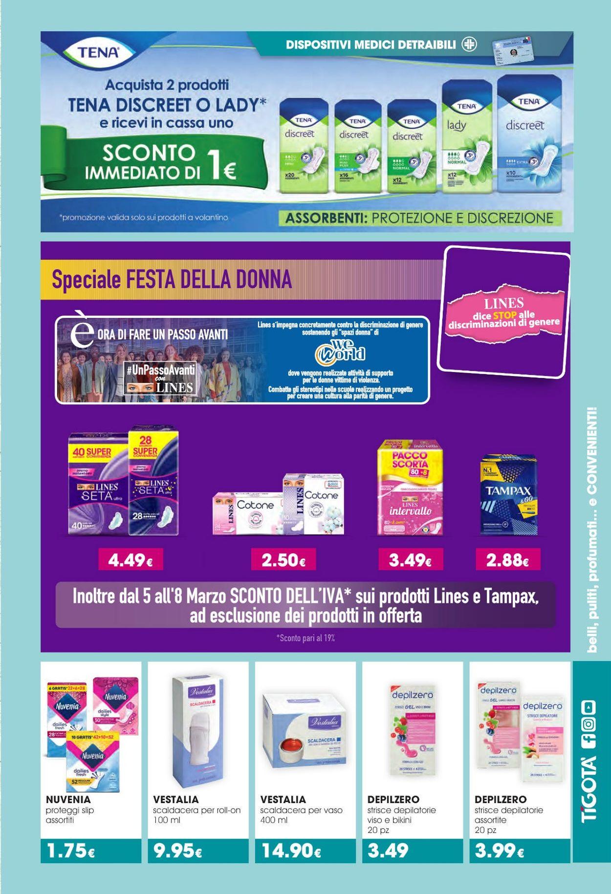 Volantino Tigotà - Offerte 01/03-31/03/2021 (Pagina 11)