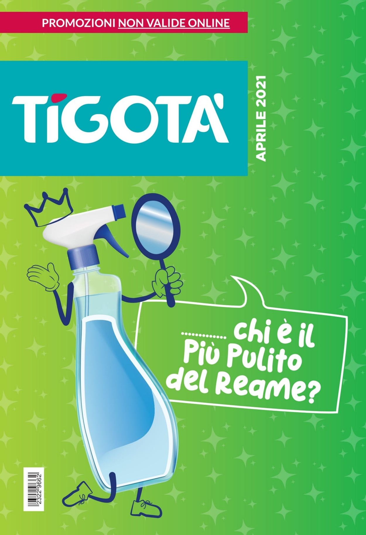 Volantino Tigotà - Offerte 01/04-30/04/2021